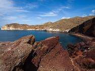 Der rote Strand von Akrotiri (c) Tobias Schorr