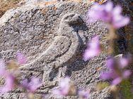 Der Adler, Symbol des Zeus im Artemidoros-Heiligtum (c) Tobias Schorr