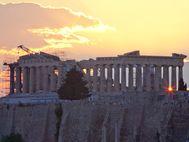 Auch Athen läßt sich mit den Santorinreisen kombinieren! (c) Tobias Schorr
