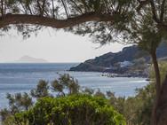 Blick auf die Küste beim Hotel. (c) Tobias Schorr