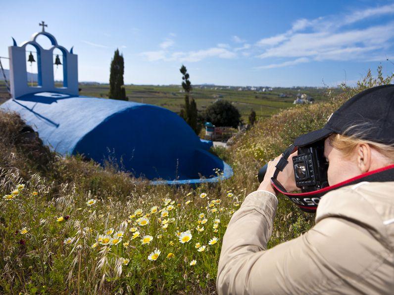 Santorinreisen - ideal für Fotografen!