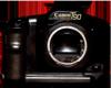 Erinnerung an alte Zeiten - die Canon T90 leitete des moderne Design von Colani in die digitale Fotografie ein.