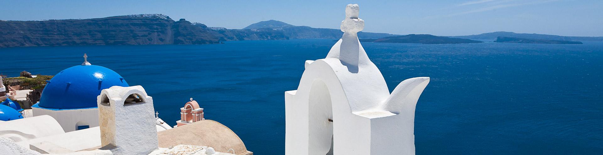 Fotoinsel Santorin